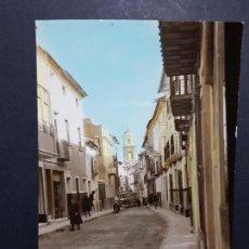 Cartes Postales: ANTIGUA POSTAL CALLE JOSÉ ANTONIO BULLAS MURCIA. Lote 139559074