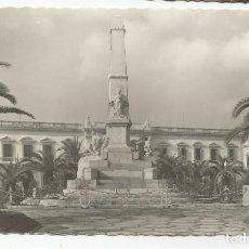 Postales: CARTAGENA - MONUMENTO A LOS HÉROES DE SANTIAGO Y CAVITE - Nº 22 ED. GARCÍA GARRABELLA. Lote 139637002