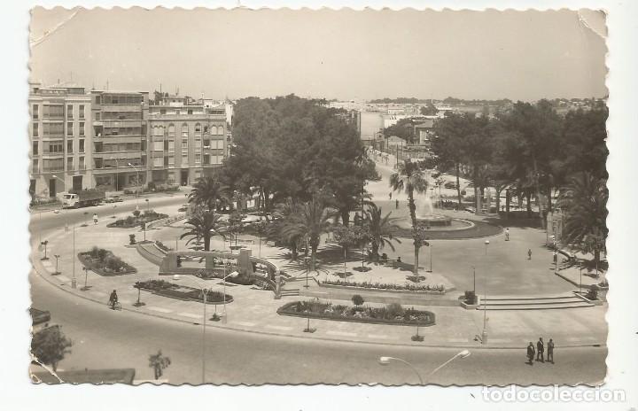 CARTAGENA - PLAZA DE ESPAÑA - Nº 23 ED. GARCÍA GARRABELLA (Postales - España - Murcia Moderna (desde 1.940))
