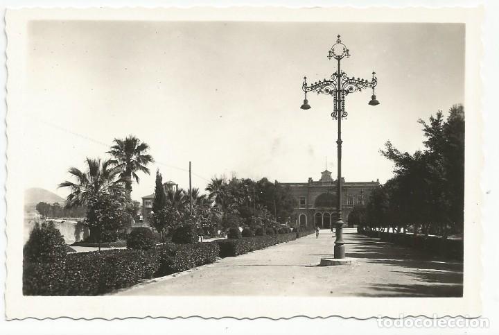 CARTAGENA - AVENIDA ESTACIÓN MZA - Nº 70 ED. ARRIBAS (Postales - España - Murcia Moderna (desde 1.940))
