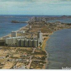 Postales: POSTAL LA MANGA DEL MAR MENOR - CARTAGENA (MURCIA) - SUBI 1977. Lote 140295970