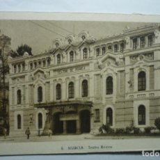 Postales: POSTAL MURCIA -TEATRO ROMEA CM. Lote 140461134