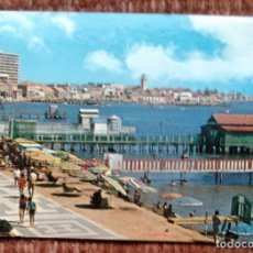 Postales: LOS ALCAZARES - MURCIA - PASEO DE MANZANARES. Lote 140705514