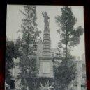 Postales: POSTAL DE MURCIA. MONUMENTO A LA FAMA. FOTOTIPIA THOMAS Nº1134. NO CIRCULADA. ESCRITA.. Lote 164284633