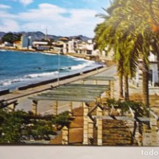 Postales: POSTAL AGUILAS-PLAYA PONIENTE. Lote 142159514