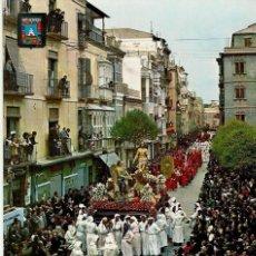 Postales: CARTAGENA MURCIA. SEMANA SANTA Nº67, 1964. Lote 142765918