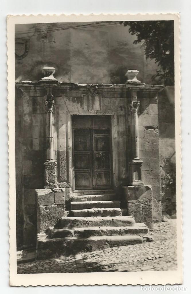 LORCA - ANTIGUA PORTADA DEL AYUNTAMIENTO - Nº 30 ED. ARRIBAS (Postales - España - Murcia Moderna (desde 1.940))