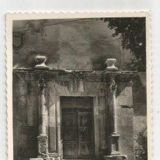Postales: LORCA - ANTIGUA PORTADA DEL AYUNTAMIENTO - Nº 30 ED. ARRIBAS. Lote 142897834