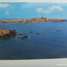 Postales: POSTAL DE MURCIA : CABO DE PALOS . VISTA GENERAL . AÑOS 60.. Lote 143231754