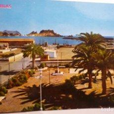 Postales: POSTAL AGUILAS - PL.MADRID. Lote 143547734