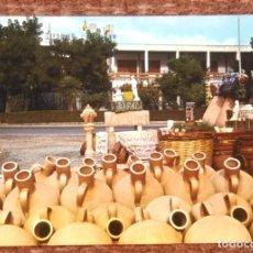 Postales: PUERTO LUMBRERAS - HOTEL RISCAL Y CERAMICA. Lote 143681906