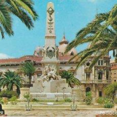 Postales: CARTAGENA, MONUMENTO A LOS HÉROES DE SANTIAGO Y CAVITE - GARCIA GARRABELLA Nº 5 - S/C. Lote 143693286