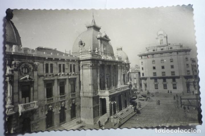 POSTAL CARTAGENA -PL. AYUNTAMIENTO (Postales - España - Murcia Moderna (desde 1.940))