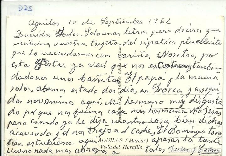 Postales: (PS-31097)POSTAL DE AGUILAS-VISTA DEL HORNILLO - Foto 2 - 36383787