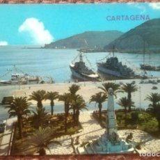 Postales: CARTAGENA - HEROES DE CAVITE Y PUERTO. Lote 144830022