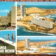 Postales: LA MANGA DEL MAR MENOR - VISTAS. Lote 144833130