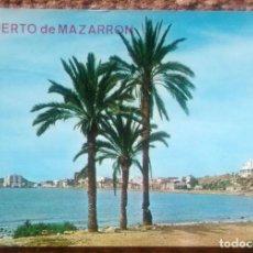Postales: PUERTO DE MAZARRON. Lote 144833746