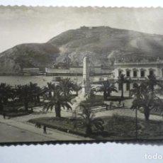 Postales: POSTAL CARTAGENA ,-PL.HEROES DE CAVITE. Lote 145279570