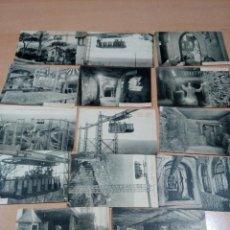 Postales: LOTE 14 POSTALES ANTIGUAS BARCELONA - SIN CIRCULAR - VER FOTOS. Lote 146550154
