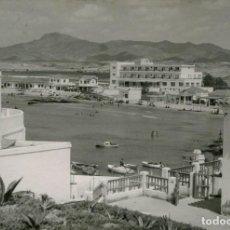 Postales: MAZARRÓN-BAHIA Y PUERTO-FOTOGRÁFICA AÑO 1963. Lote 147166038