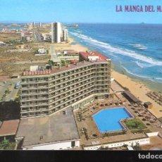 Postales: HOTEL ENTREMARES. LA MANGA DEL MAR MENOR. MURCIA.. Lote 147460406