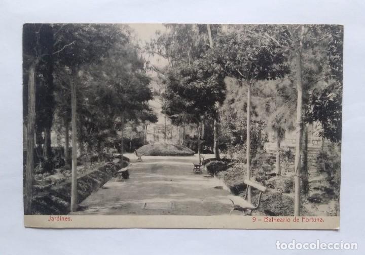 Postales: Jardines Balneario de Fortuna - Foto 2 - 139079526