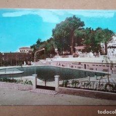 Postales: ARCHENA POSTAL PISCINA MUNICIPAL MURCIA AÑOS '60. Lote 147693886