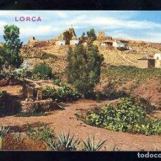 Postales: POSTAL DE LORCA: VISTA GENERAL DEL CALVARIO Y CASTILLO (ED.ARRIBAS 2004). Lote 148607146