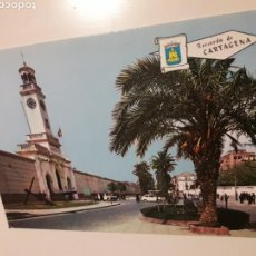 Postales: POSTAL CARTAGENA. Lote 149004516