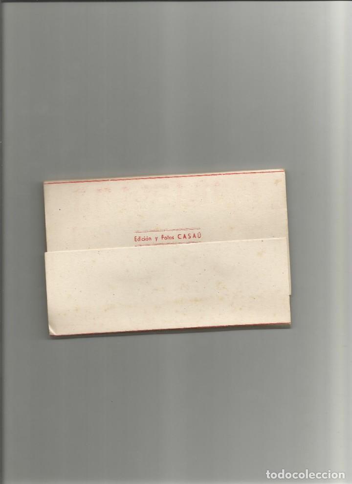 Postales: ALBUM DESPLEGABLE 10 POSTALES DE CARTAGENA-EDICION Y FOTOS CASAU-VARIEDAD-VER FOTOS - Foto 6 - 149501562