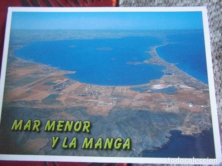 MURCIA-V40-16X11CM-LA MANGA-MAR MENOR-COSTA CALIDA (Postales - España - Murcia Moderna (desde 1.940))