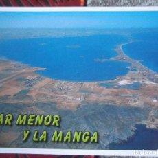 Cartoline: MURCIA-V40-16X11CM-LA MANGA-MAR MENOR-COSTA CALIDA. Lote 150447878