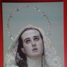 Postales: POSTAL MURCIA LA DOLOROSA SALZILLO / 11 X 15 CM. Lote 151462844