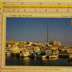 Postales: POSTAL DE MURCIA. AÑO 1991. CABO DE PALOS. 1764. Lote 151905094
