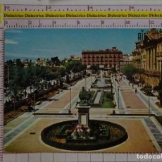 Postales: POSTAL DE MURCIA. AÑOS 50. GLORIETA DE ESPAÑA. 1782. Lote 151905734