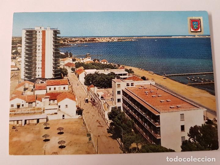 ANTIGUA POSTAL LA RIBERA MAR MENOR MURCIA SUBIRATS CASANOVAS 7 (Postales - España - Murcia Antigua (hasta 1.939))