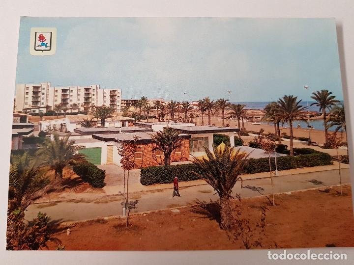 ANTIGUA POSTAL MAR DE CRISTAL MAR MENOR MURCIA SUBIRATS CASANOVAS 3 (Postales - España - Murcia Antigua (hasta 1.939))
