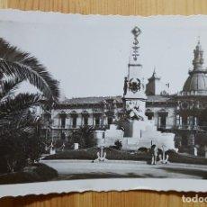 Postales: CARTAGENA MONUMENTO A LOS HEROES DE CAVITE Y AYUNTAMIENTO ED. ARRIBAS Nº 16. Lote 153241870