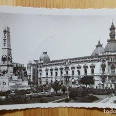 Postales: CARTAGENA MONUMENTO A LOS HEROES DE CAVITE Y AYUNTAMIENTO ED. ARRIBAS Nº 31. Lote 153245278