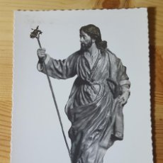 Postales: MURCIA FIGURAS DE SALCILLO BELEN SAN JOSE ED. ARRIBAS Nº 138. Lote 153582866