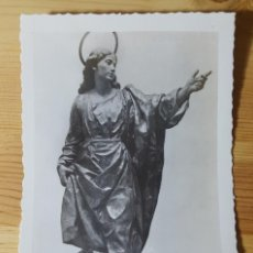 Postales: MURCIA FIGURAS DE SALCILLO SAN JUAN ED. ARRIBAS Nº 296. Lote 153583226