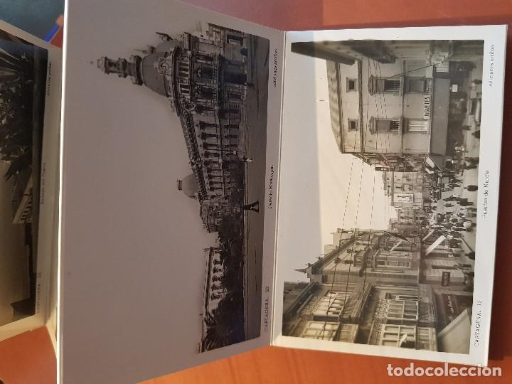 Postales: FOTOGRAFIAS ARTISTICAS POSTALES RECUERDO DE CARTAGENA MURCIA ARRIBAS ZARAGOZA - Foto 4 - 153824262