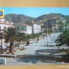 Postales: LA UNIÓN (MURCIA) - PLAZA JOAQUIN COSTA (ESCRITA Y CIRCULADA). Lote 155085894