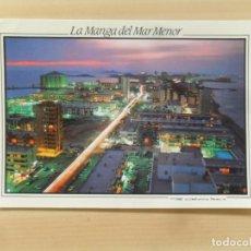 Postales: LA MANGA DEL MAR MENOR (MURCIA) Nº 3078 SERIE VIDA Y COLOR CATALÁN IBARZ S/C. Lote 155421286