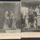 Postales: 10 POSTALES DEL MUSEO PROVINCIAL DE BELLAS ARTES DE MURCIA BELEN DE SALZILLO. Lote 155443142