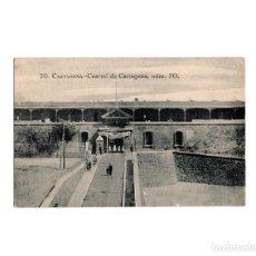 Postales: CARTAGENA.(MURCIA).- CUARTEL DE CARTAGENA. Lote 155495470