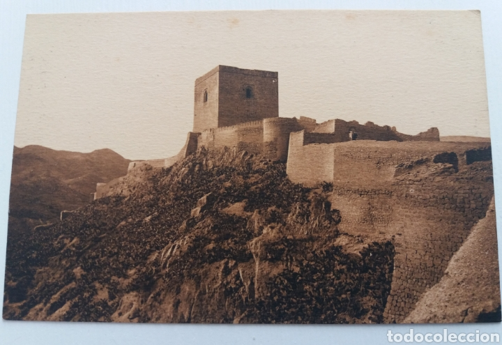 LORCA. MURCIA. CASTILLO (Postales - España - Murcia Moderna (desde 1.940))