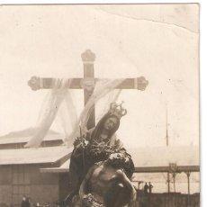 Postales: CARTAGENA (MURCIA) RECUERDO DE LA CORONACIÓN. 1923. FOTOGRAFÍA CASAÚ.. Lote 155733666