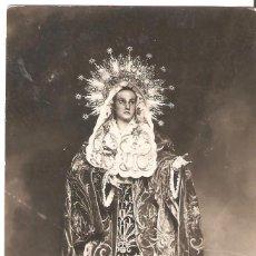 Postales: CARTAGENA (MURCIA) PASO DE LA SEMANA SANTA. FOTOGRAFÍA CASAÚ.. Lote 155734922