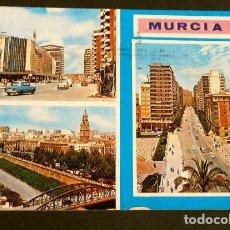 Postales: MURCIA (CAPITAL) 617 MURCIA - CIRCULADA - ED. BEASCOA. Lote 155868822